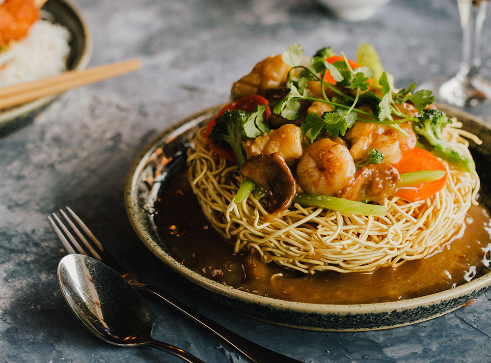 62. Deluxe Chow Mein